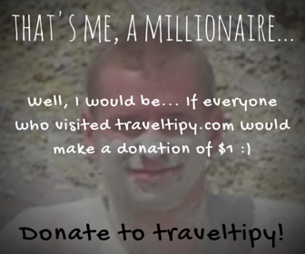 Donate to traveltipy.com